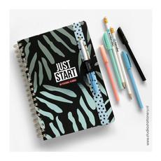 Studio stationery Studio stationery School planner Just start