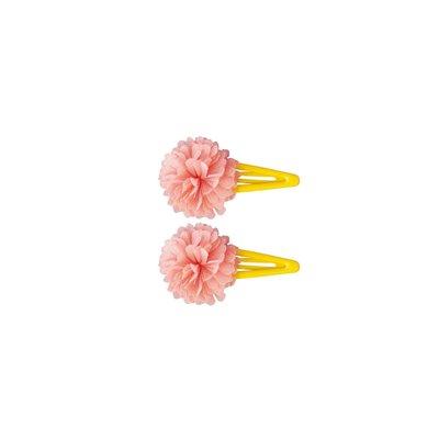 Global affairs Global affairs: speldjes per 2 dahlia roze en geel