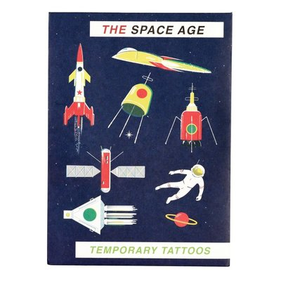 Rex london rex london tattoos space age