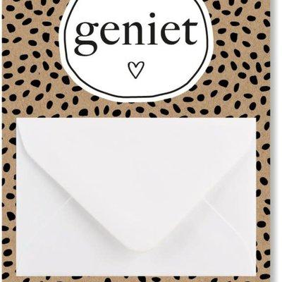 By romi By Romi Geldkaart / Geniet / Stippen