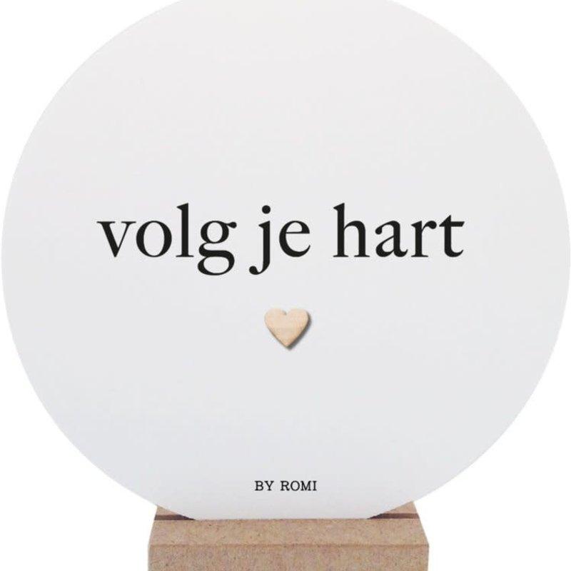 By romi By Romi Wooncirkel / Volg je hart
