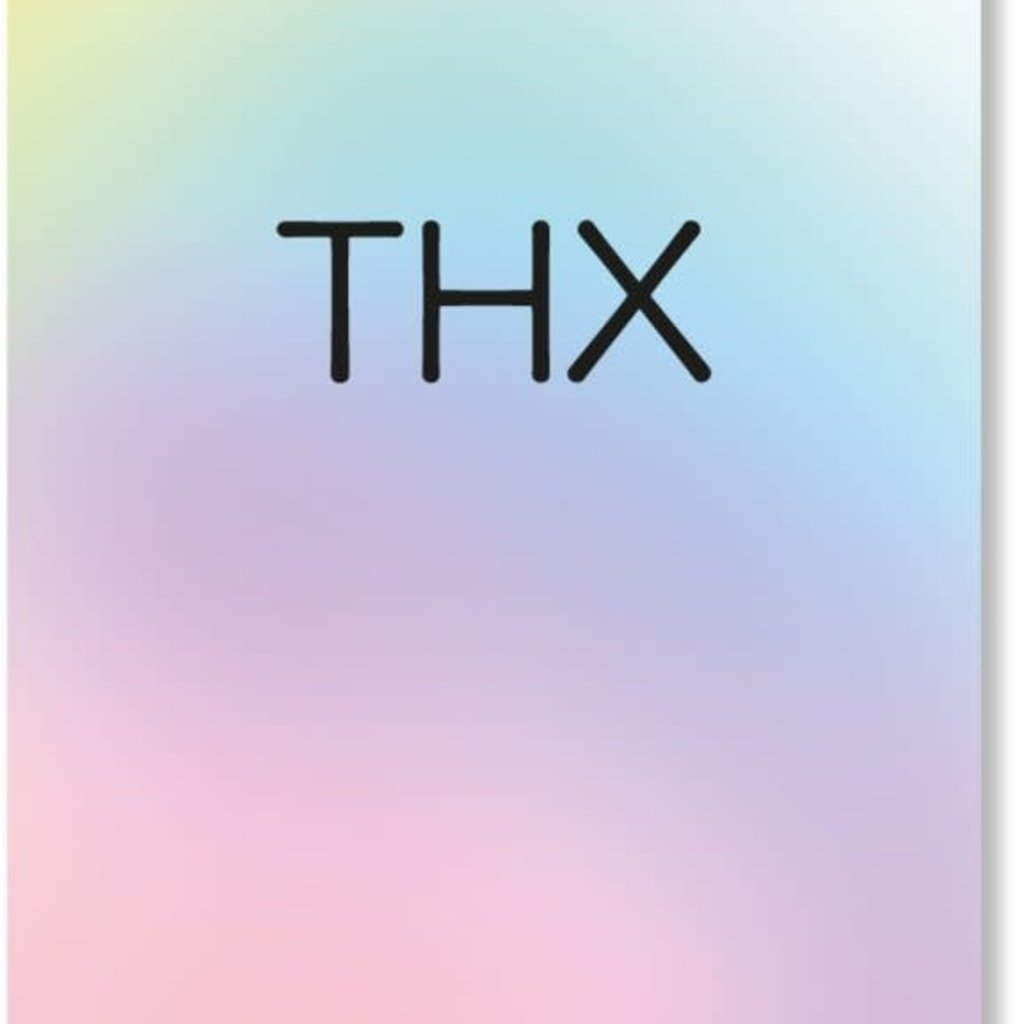 By romi By Romi Happy Colors / Postkaart / THX