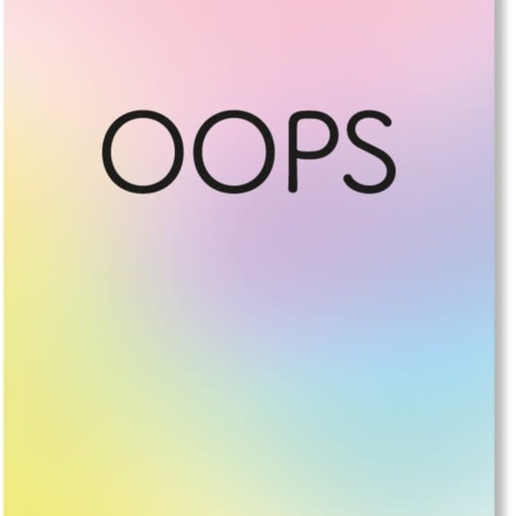 By romi By Romi Happy Colors / Postkaart / OOPS