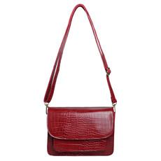 Yehwang Yehwang Tas Vogue rood/bordeaux