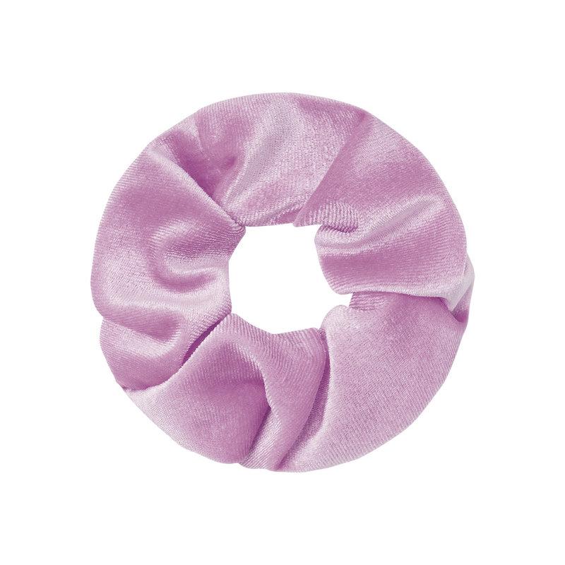 Yehwang Scrunchie velvet lila