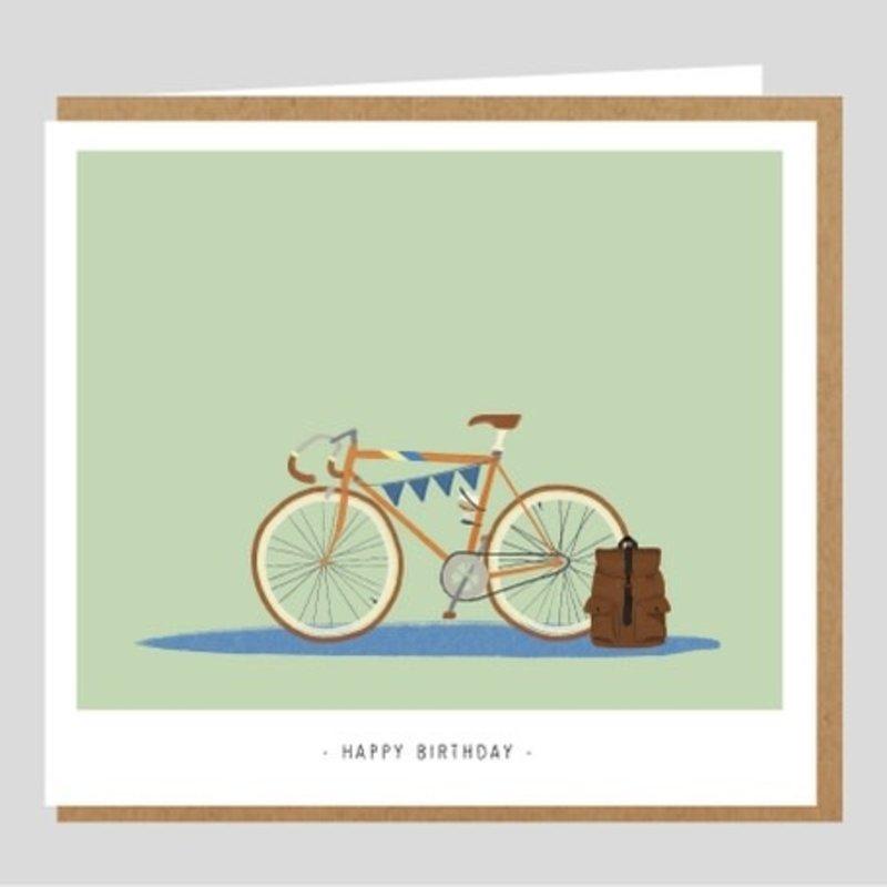 Studio Mie Studio Mie: kaart Happy Birthday