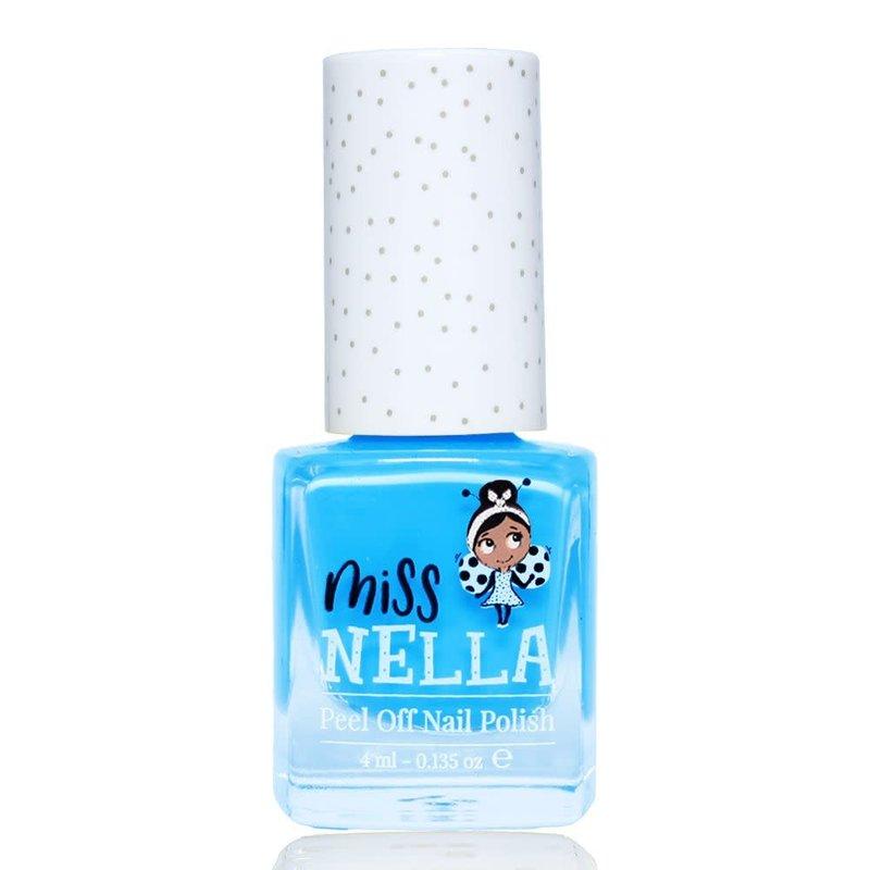 Miss Nella Miss Nella: Nagellak MN01 Mermaid blue