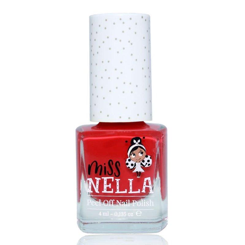 Miss Nella Miss Nella: Nagellak MN09 Cherry Macaroon