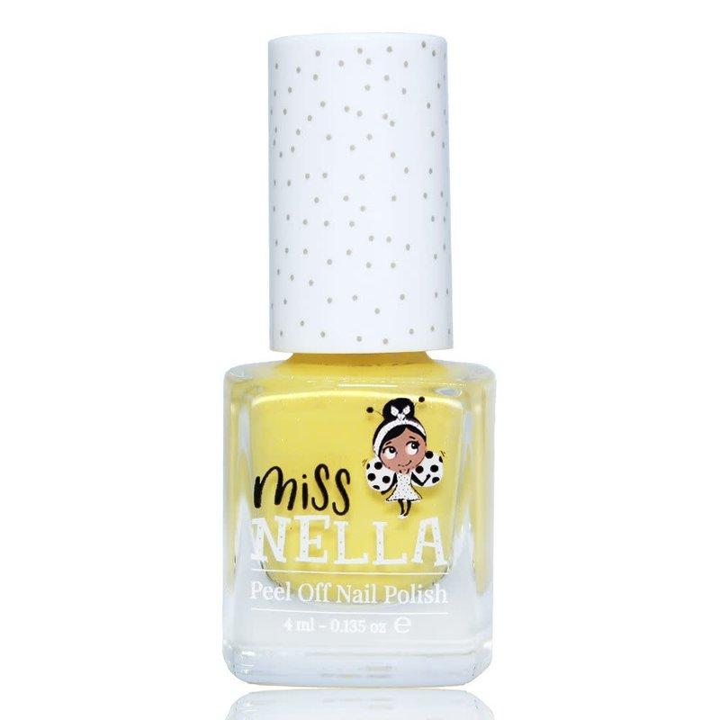 Miss Nella Miss Nella: Nagellak MN35 Banana split