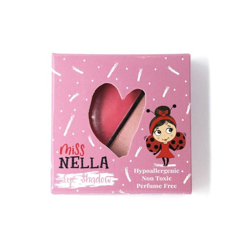 Miss Nella Miss Nella: Oogschaduw Pink skies