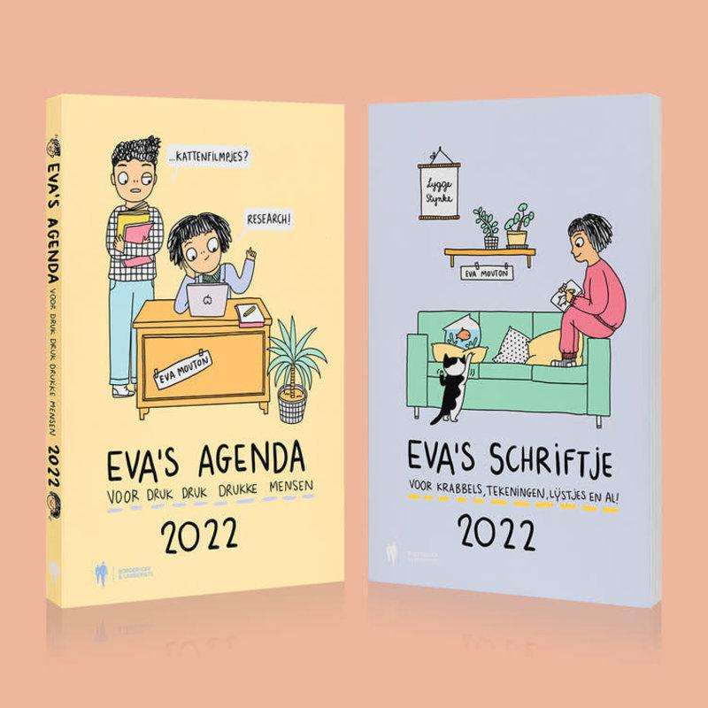 Eva Mouton Eva Mouton: Eva's agenda 2022