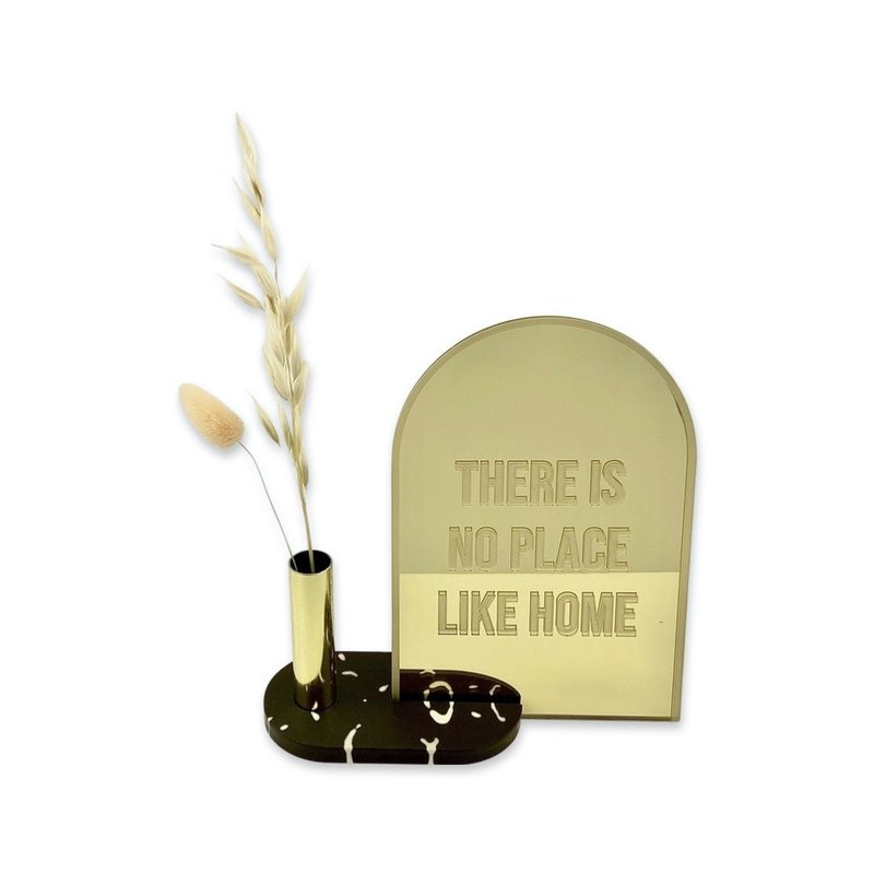 Goegezegd goegezegd: QUOTE GIFT SET there is no place like home