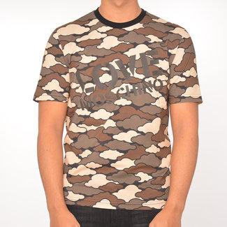 Moschino Moschino t-shirt camouflage print
