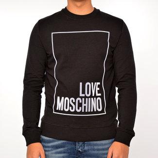 Moschino Moschino sweater zwart