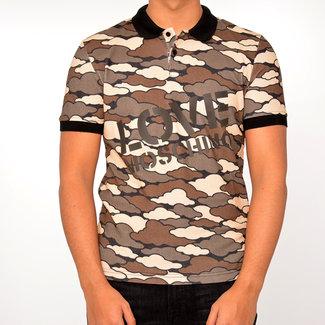 Moschino Moschino polo camouflage