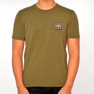 Moschino Moschino t-shirt groen