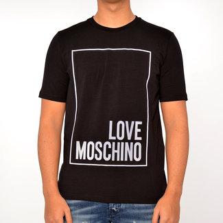 Moschino Moschino t-shirt zwart