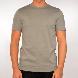 Limitato Limitato basic T-shirt lichtgrijs