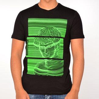 Frankie Morello Frankie Morello T-shirt zwart