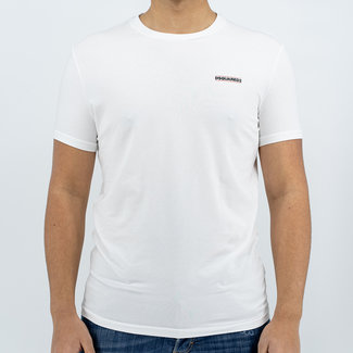 Dsquared2 Dsquared2  t-shirt wit
