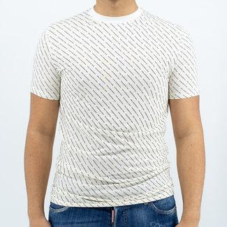 Dsquared2 Dsquared2 t-shirt beige