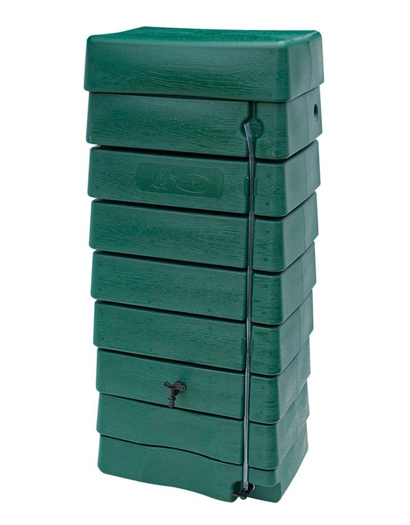 Muurtank 320 groen compleet