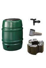 Harcostar regenton 168 liter groen (Voordeelset)