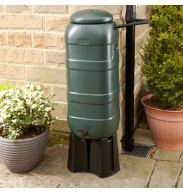 BeGreen Mini Rainsaver 100 liter groen