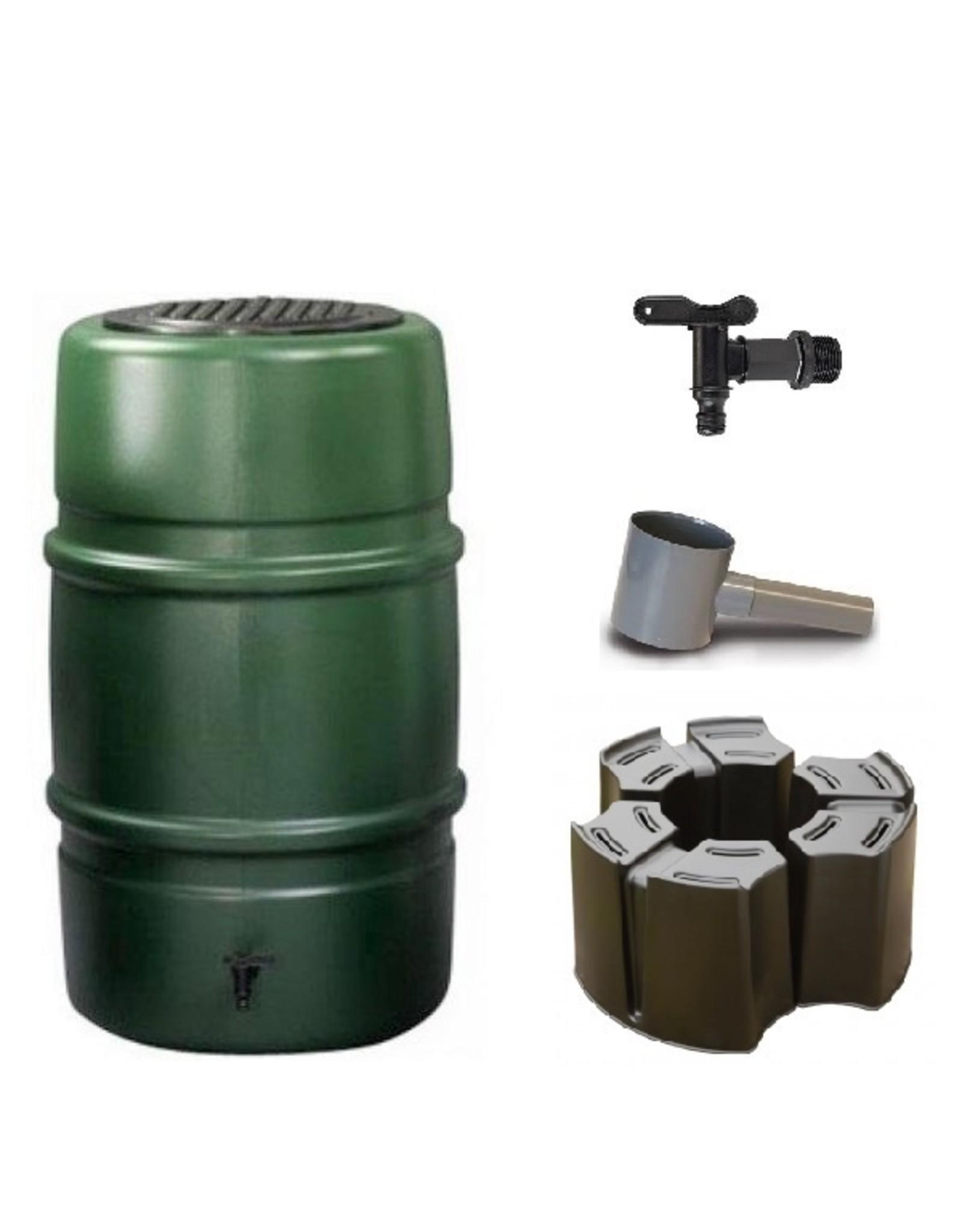 Harcostar regenton 227 liter groen (Voordeelset)