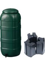 BeGreen Mini Rainsaver 100 liter groen (Set)