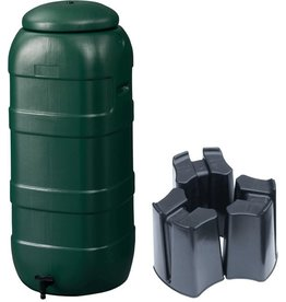 BeGreen Mini Rainsaver 100 liter groen (Set)
