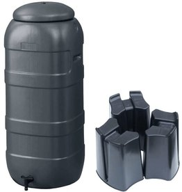 BeGreen Mini Rainsaver 100 liter grijs (Set)