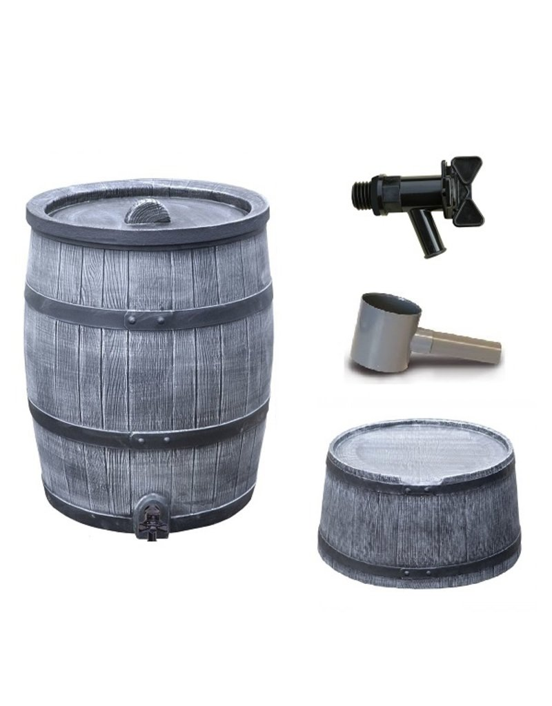Roto 240 liter grijs (Voordeelset)