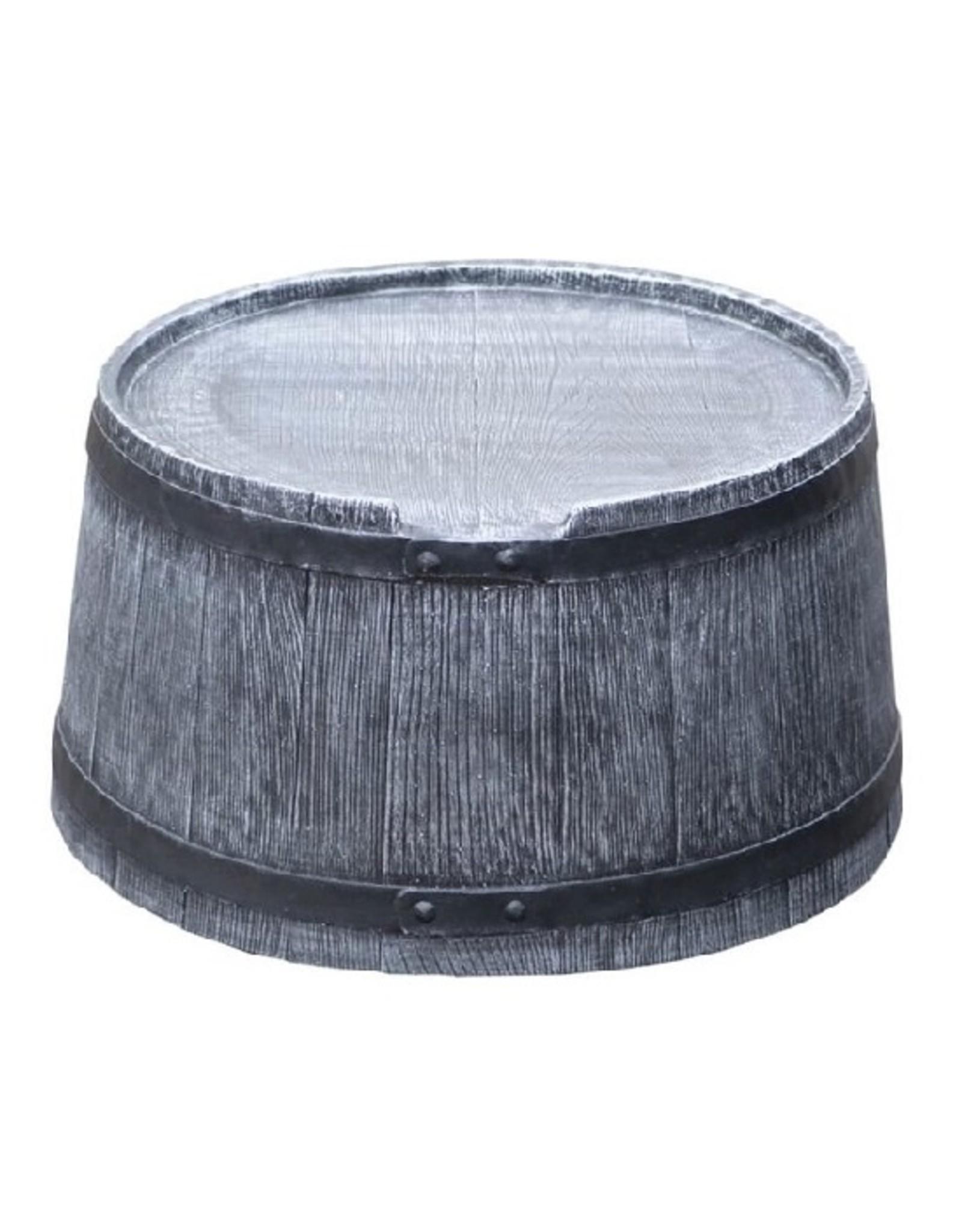 Roto standaard 120 liter grijs