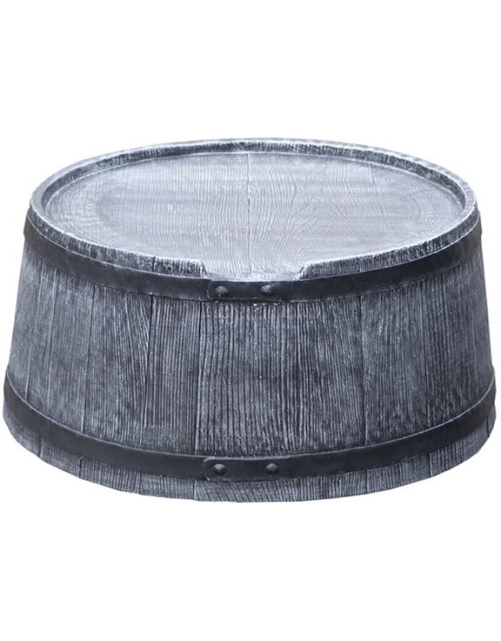 Roto standaard 240 liter grijs