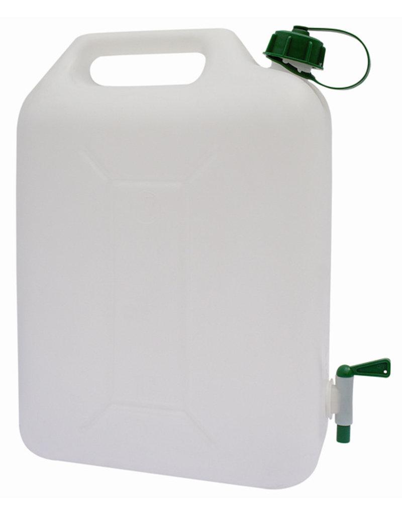 Water jerrycan met kraan 20 liter