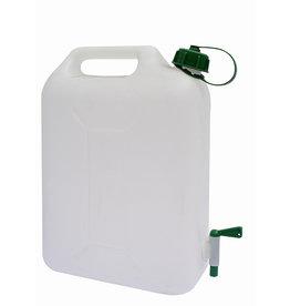 Water jerrycan met kraan 10 liter