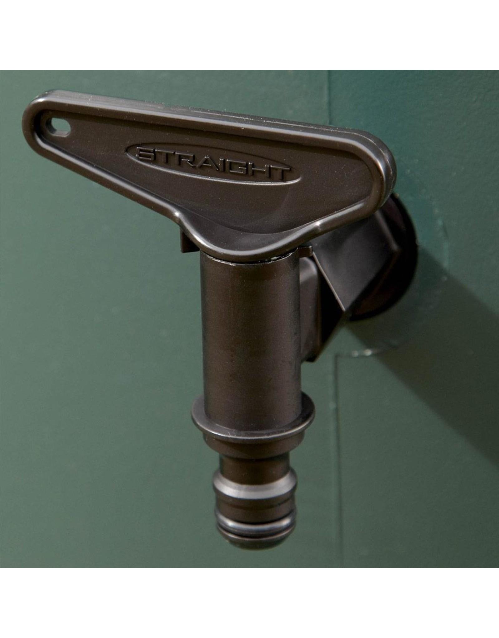 Standaard kraan - aftap kraan