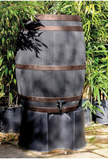 Regenton Oak Look bronzen band 235 Ltr