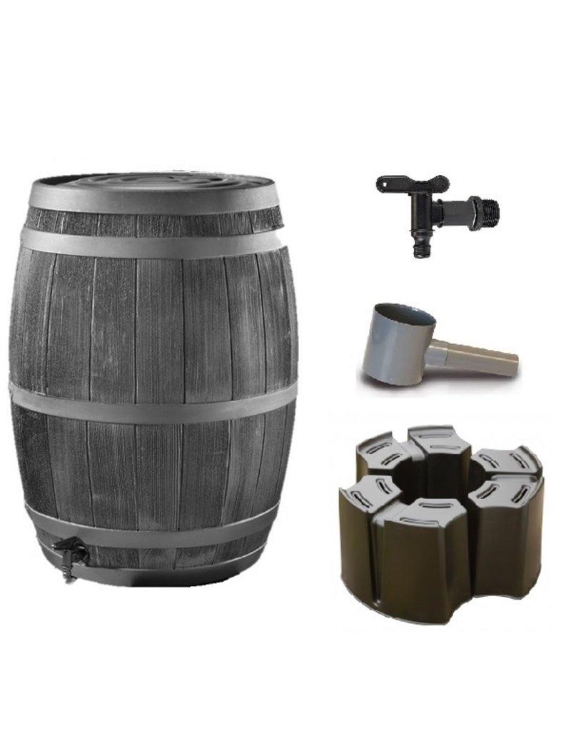 Regenton Oak Look 235 Liter (Voordeelset)