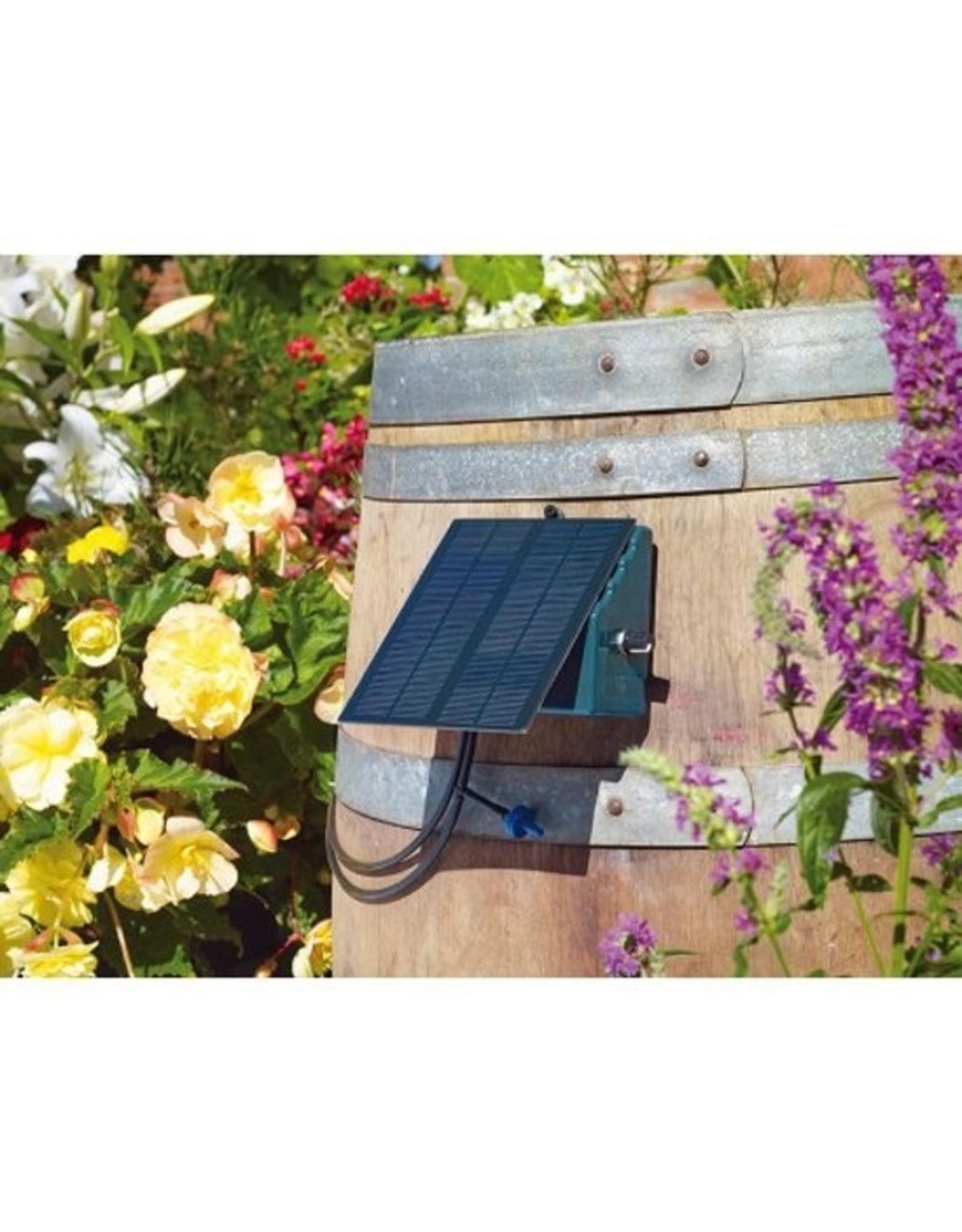 Irrigatie systeem op zonne-energie SOL-C24