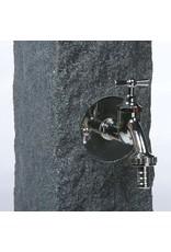 Water pilaar graniet effect (inc.kraan)
