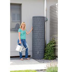 Regenton Arcado 460L zwart graniet