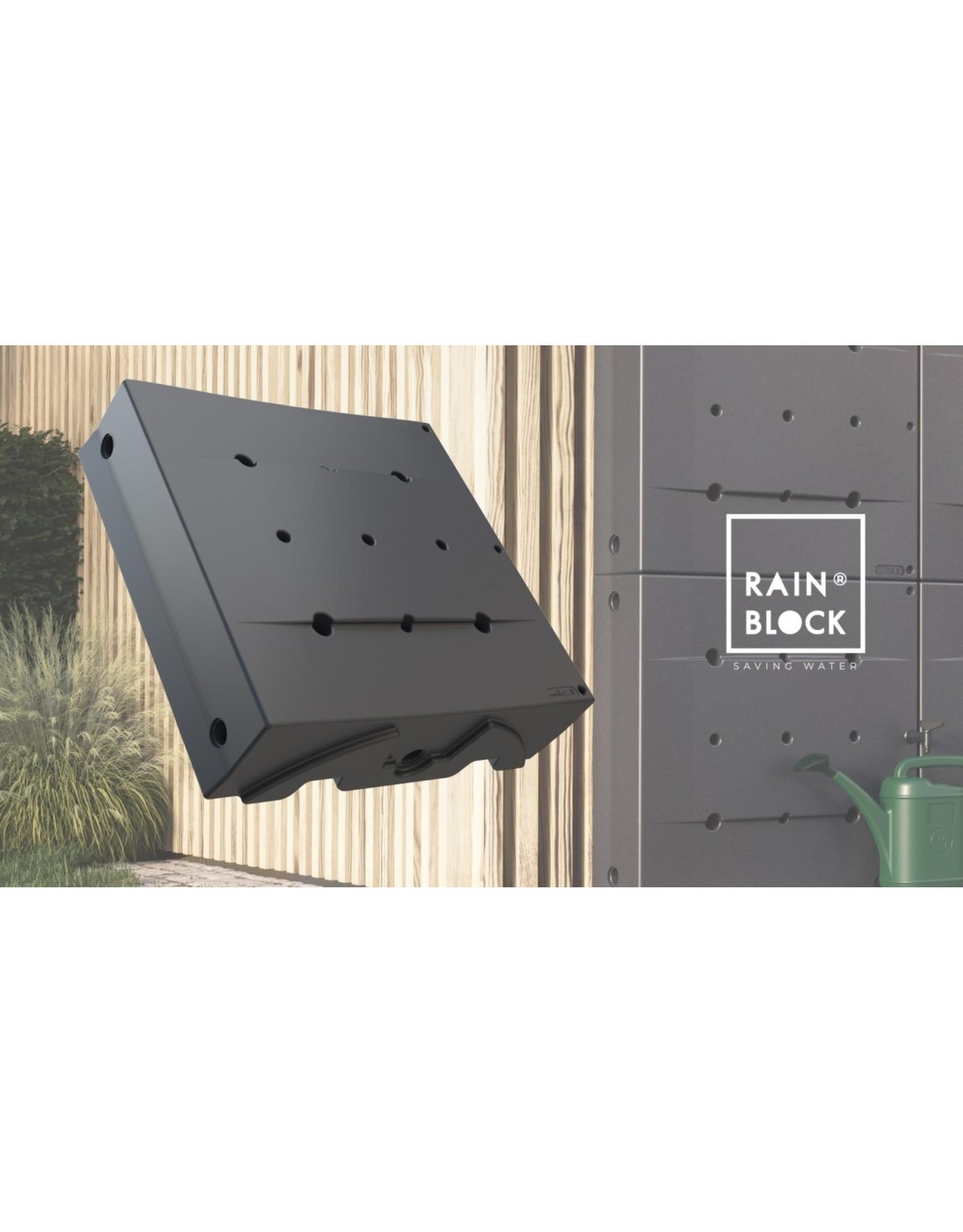 Rainblock module 2 stuks