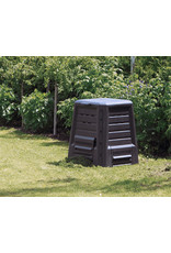 Zwarte composter bio 340L