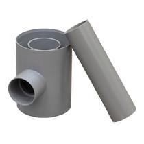 Harcostar regenton 227 liter grijs