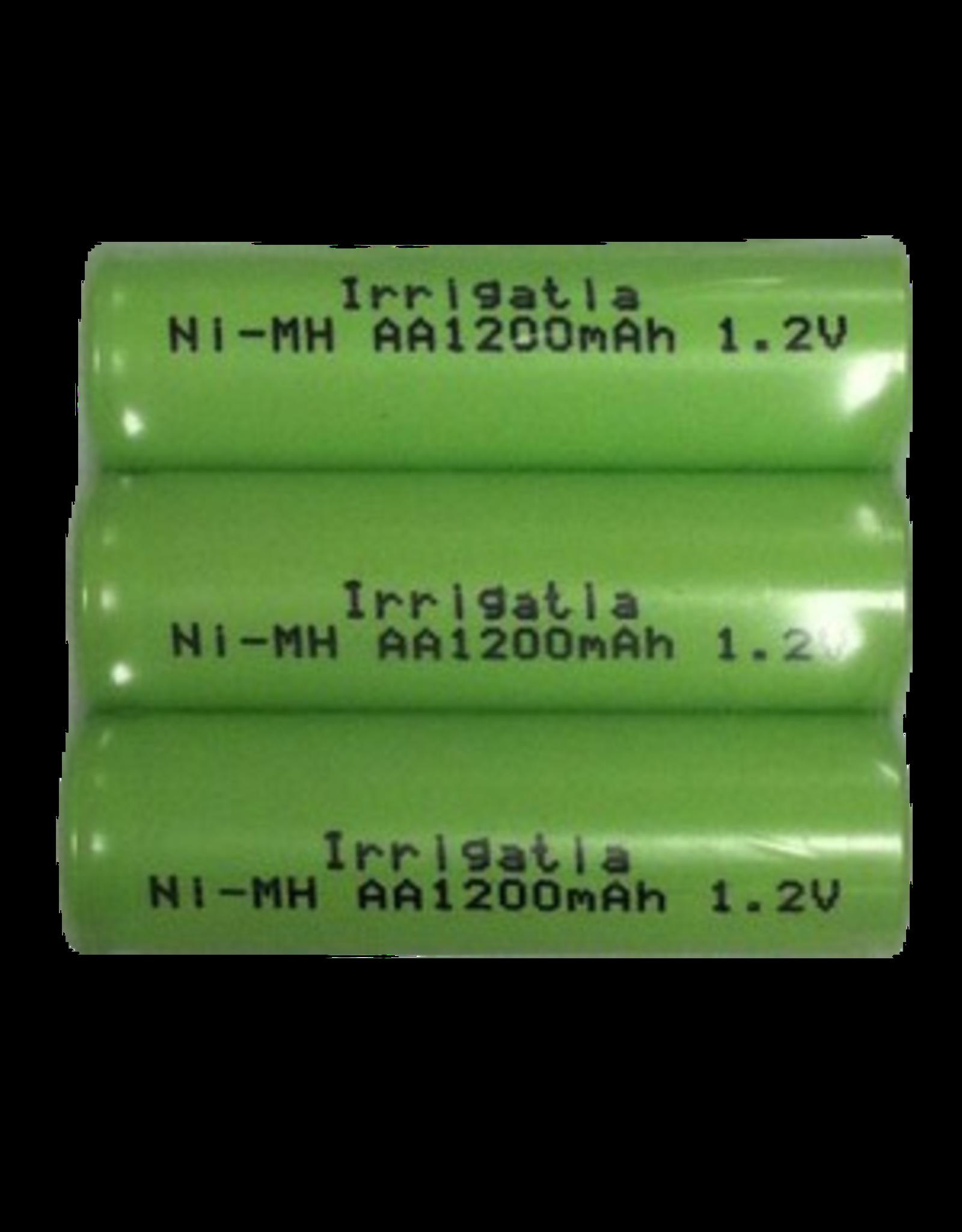 Irrigatia Battery Set IRR-AA3REC