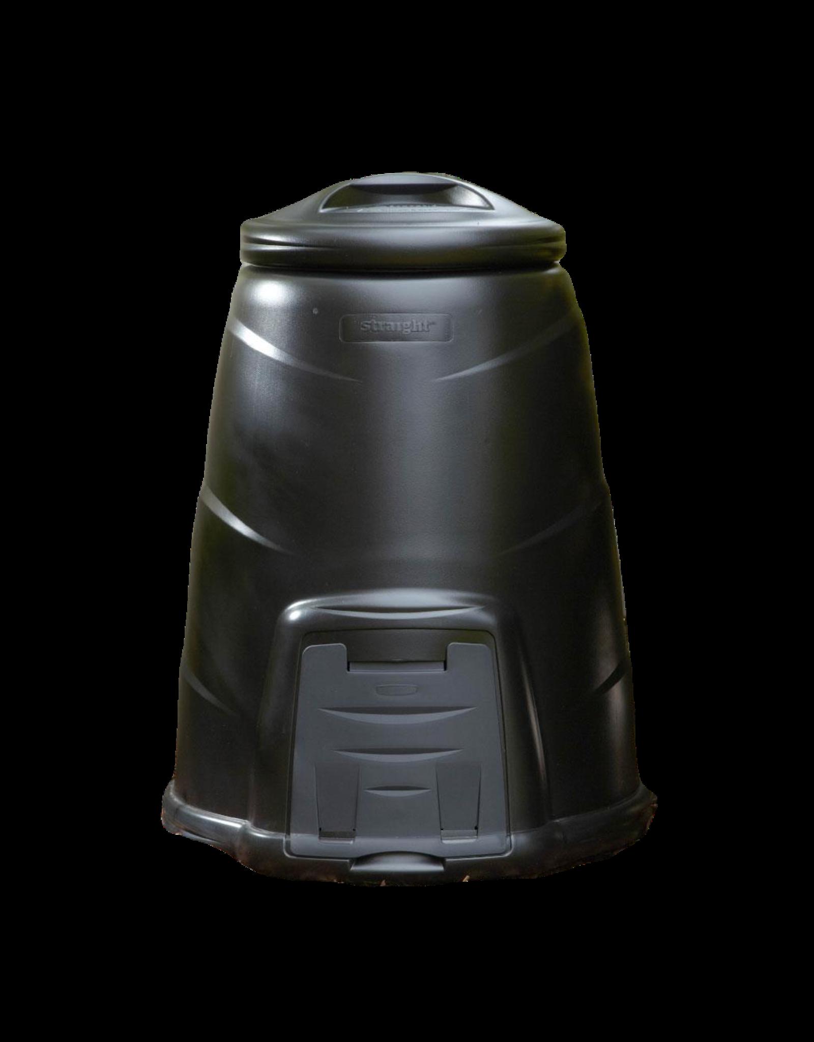 BeGreen zwarte composter 330 liter