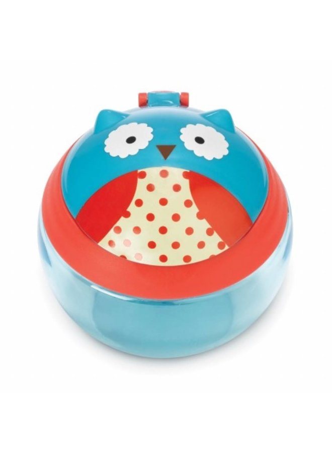 Skip Hop Snack Cup Zoo Owl