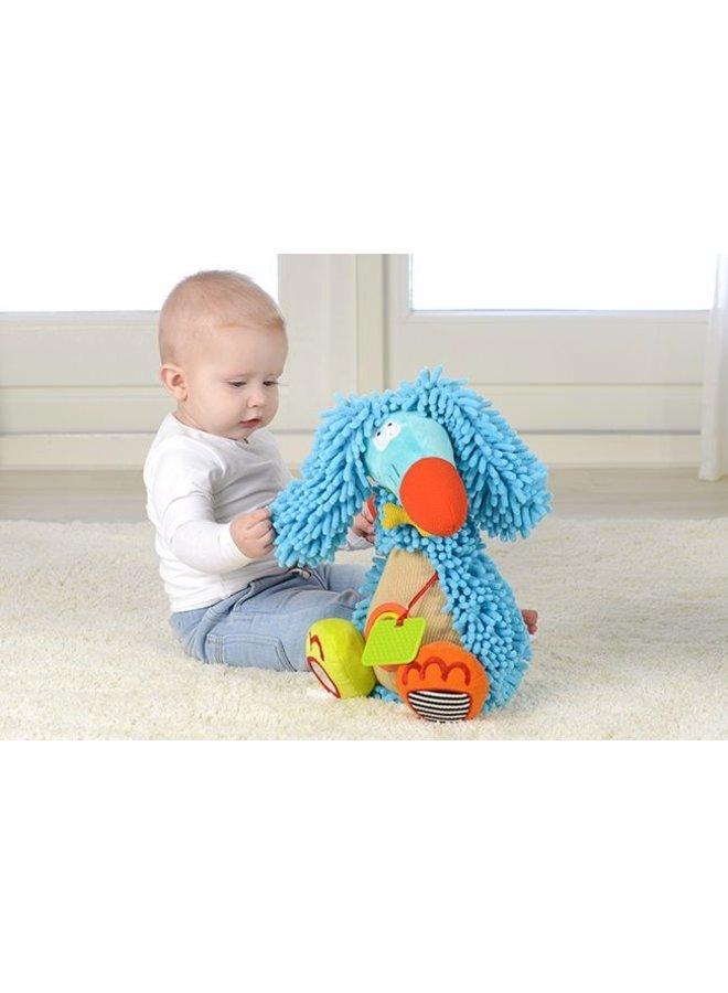 Dolce Toys Knufel Afghan Hound
